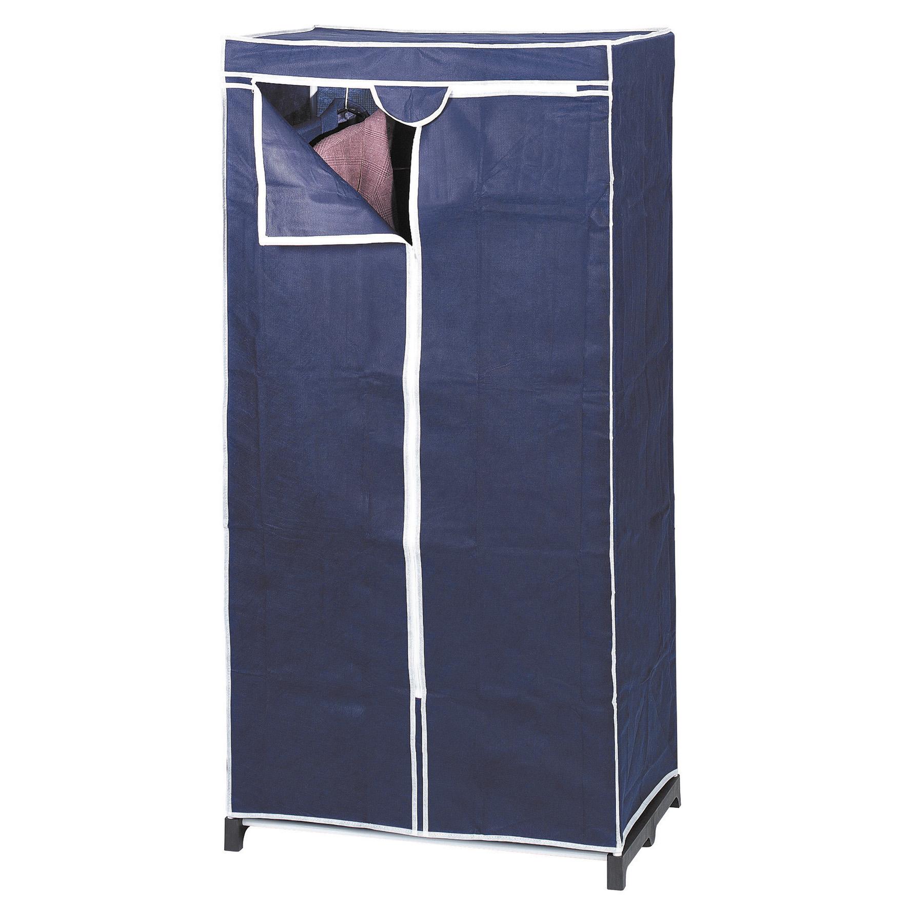 campingschrank stoff schrank kleiderschrank stoffschrank. Black Bedroom Furniture Sets. Home Design Ideas
